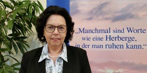 Freie Trauerrednerin Irmgard Duttenhofer